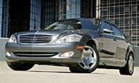 0608 Pl 2007 Mercedes Benz S600
