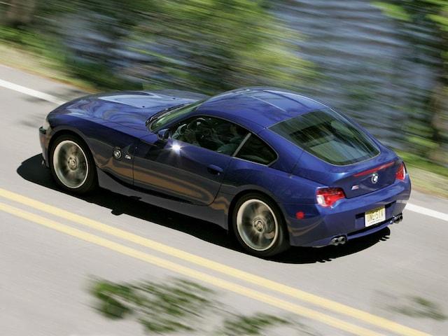 BMW Z M Coupe First Drive Automobile Magazine - 2007 bmw z4 m