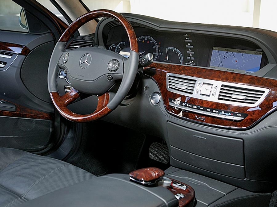 Image gallery 2007 s600 for 2006 mercedes benz s600 for sale