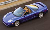 0609 Pl 2005 Acura Nsx