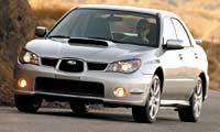 0609 Pl 2006 Subaru Impreza Wrx
