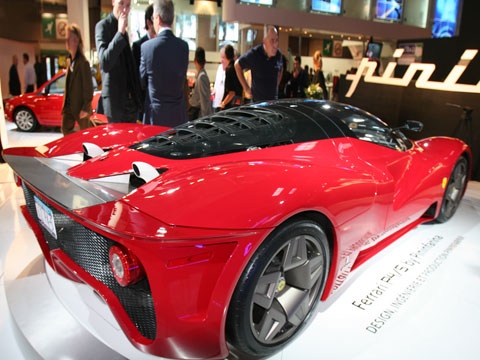 2006 Pininfarina Ferrari P4 5 Concept Latest News Auto HD Wallpapers Download free images and photos [musssic.tk]