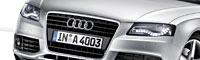 0709 Pl 2008 Audi A4 Front