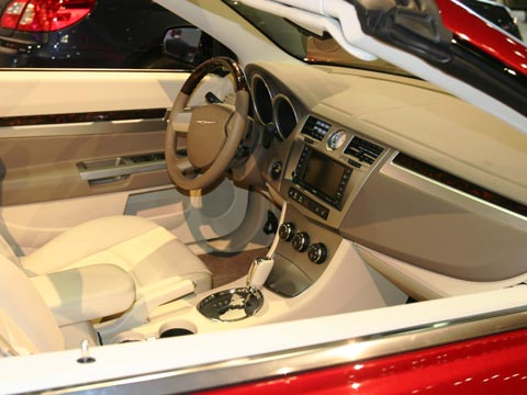 2008 Chrysler Sebring Convertible Latest News Auto Show Coverage And Future Cars