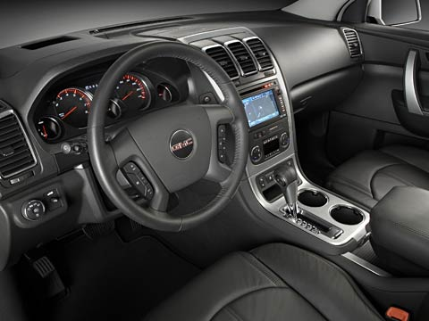 2007 gmc acadia new and future cars trucks and suvs. Black Bedroom Furniture Sets. Home Design Ideas