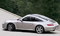 0609 Pl 2008 Porsche 911 Targa