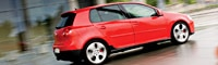 0611 Pl 2007 Volkswagen Gti Four Door Side