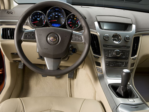 2008 Cadillac CTS  Latest News Auto Show Coverage and Future