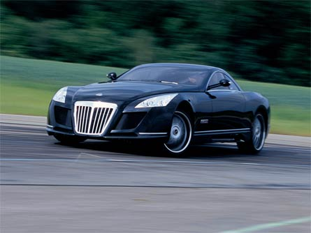 jay z drives the maybach exelero concept in lost ones. Black Bedroom Furniture Sets. Home Design Ideas