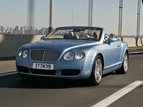 2007 bentley continental gtc vs fedex jet photo gallery. Black Bedroom Furniture Sets. Home Design Ideas