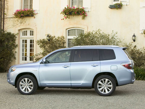 2008 toyota highlander latest news features and auto. Black Bedroom Furniture Sets. Home Design Ideas