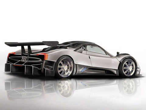 Pagani Zonda R Clubsport Latest News Features And Auto