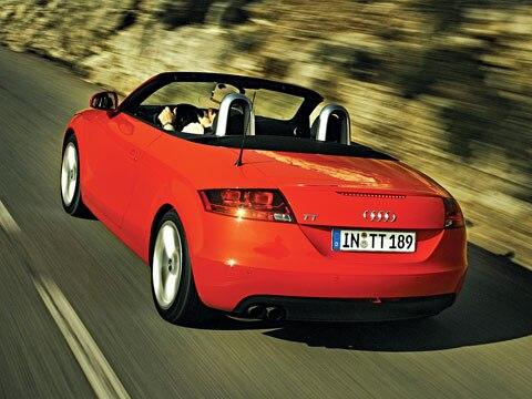 2008 audi tt roadster top convertibles feature. Black Bedroom Furniture Sets. Home Design Ideas