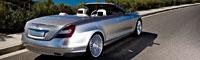 0705 Pl 2007 Mercedes Benz Ocean Drive Rear Corner