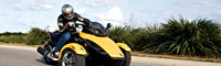 0705 Pl 2008 Can Am Spyder Front