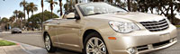0706 Pl 2007 Chrysler Sebring Convertible Front