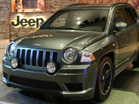 2008 jeep compass rallye edition new and future cars trucks and suvs automobile magazine. Black Bedroom Furniture Sets. Home Design Ideas