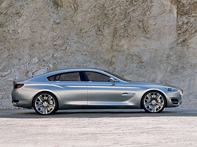 2007 BMW Concept CS - Latest News, Features, and Concept Cars ...