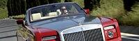 0708 Pl 2008 Rolls Royce Drophead Coupe Front