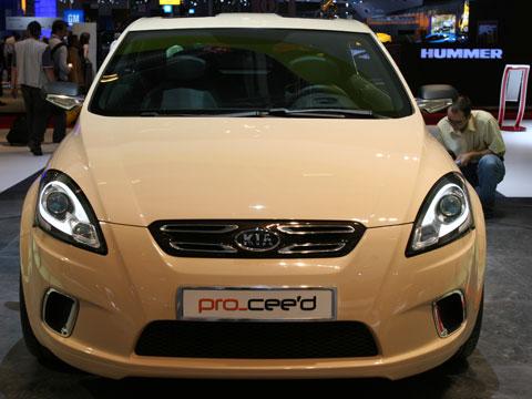 2006 Kia Pro-cee'd Concept