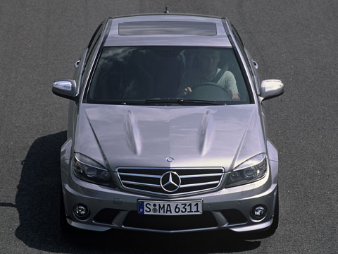 2008 mercedes benz c63 amg new car truck and suv road. Black Bedroom Furniture Sets. Home Design Ideas