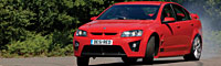 0708 Pl 2008 Holden Hsv Gts Front