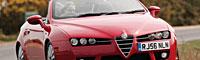 0708 Pl 2007 Alfa Romeo Spider Front