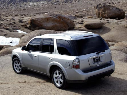 2008 saab 9 7x aero latest news features and upcoming models automobile magazine. Black Bedroom Furniture Sets. Home Design Ideas