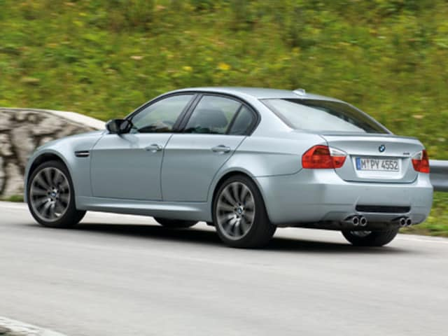 BMW M Sedan New And Future Cars Automobile Magazine - 2007 bmw m3 sedan