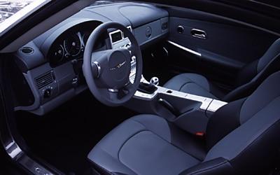 chrysler crossfire custom interior. chrysler crossfire photo gallery latest news features and auto show coverage automobile magazine custom interior e