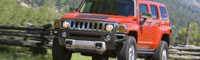 0711 01 Pl 2008 Hummer H3 Alpha Front Three Quarter
