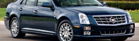 0711_01pl 2008_cadillac_sts Exterior_view