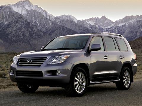 preview 2008 lexus lx570 new cars 2008 automobile magazine. Black Bedroom Furniture Sets. Home Design Ideas