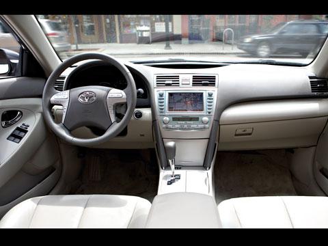 2007 Toyota Camry Hybrid 4 Door Sedan Automobile Magazine