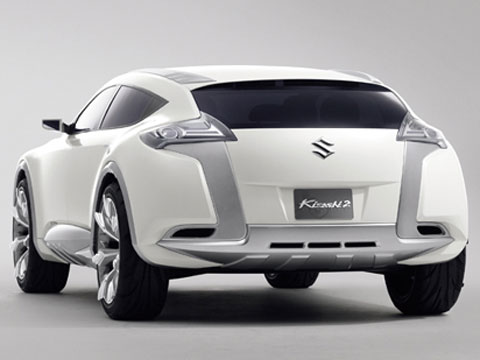 2018 suzuki kizashi.  suzuki we say the first kizashi concept was unveiled back at frankfurt and the  fact that thereu0027s already a sequel implies this is direction suzuki  on 2018 suzuki kizashi p