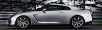 0801 02 Pl 2008 Nissan GT R Profile View