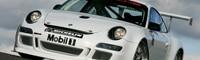 0802 07 Pl 2008 Porsche GT3 Cup S Front Three Quarter View