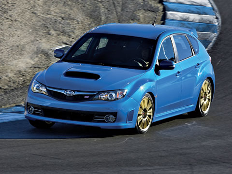 2008 subaru impreza wrx sti latest news features and reviews automobile magazine. Black Bedroom Furniture Sets. Home Design Ideas