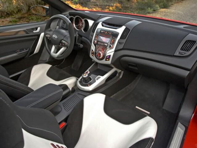 2008 Kia Koup Concept  Latest News Reviews and Auto Show