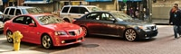 0804_01_pl 2008_pontiac_g8_gT And_2008_bMW_550i