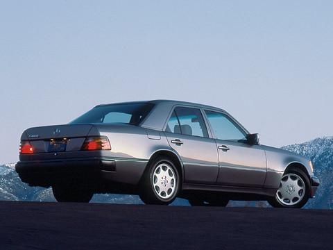 Collectible classic 1992 1994 mercedes benz 500e e500 for Mercedes benz 500 e