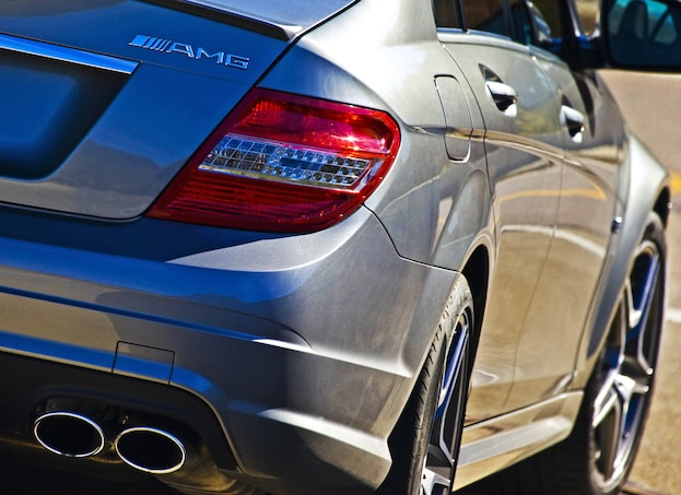 Mercedes benz brings c63 amg to life with new tv commercial for New mercedes benz commercial