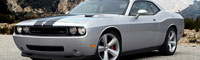 0804 01pl 2008 Dodge Challenger SRT8 Front Three Quarter View
