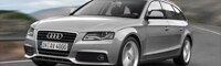 0804 02 Pl 2009 Audi A4 Avant Front Three Quarter View