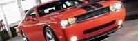 0804 10 Pl 2008 Dodge Challenger SRT8 Front Three Quarter View
