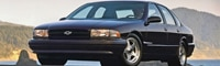 0805_05_pl 1994 1996_chevrolet_impala_sS Front_three_quarter_view