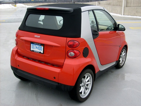 editors notebook 2008 smart fortwo cabriolet day 2. Black Bedroom Furniture Sets. Home Design Ideas