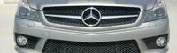 0805 06 Pl 2009 Mercedes Benz SL63 AMG Front View