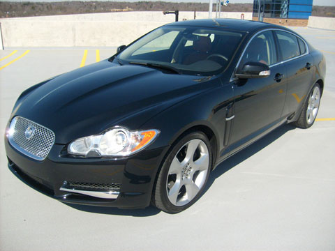 editors notebook 2008 jaguar xf supercharged day 5. Cars Review. Best American Auto & Cars Review