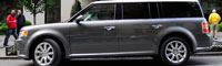 0806 01pl 2009 Ford Flex No Cowboy